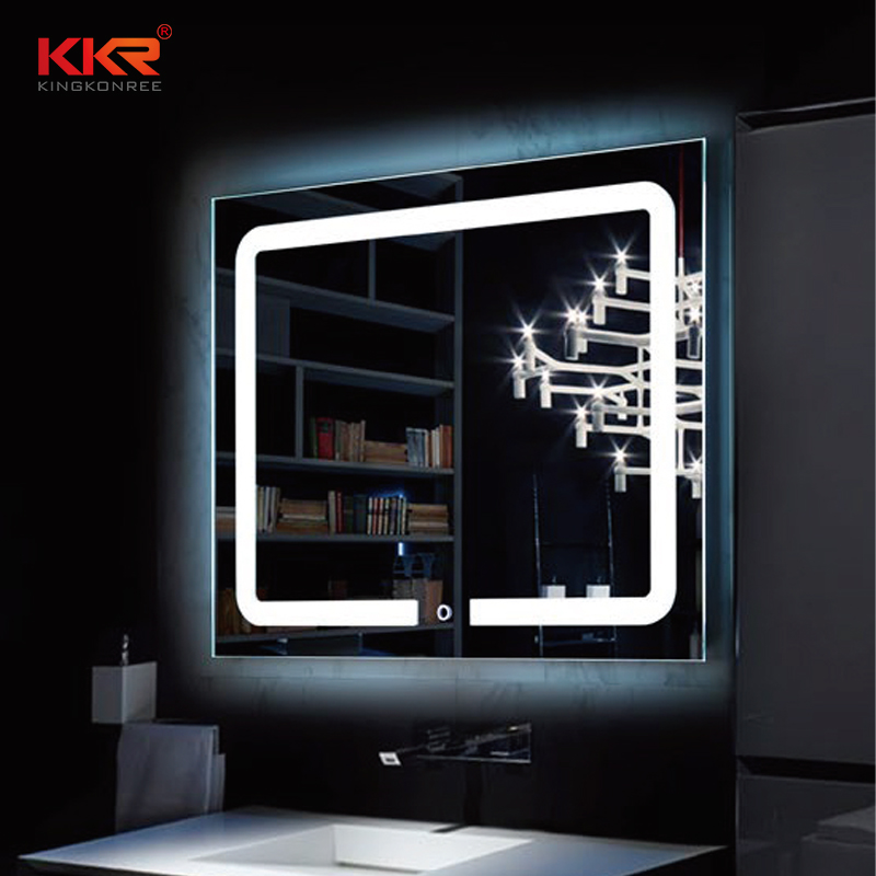 Bad Kosmetikspiegel mit LED-Licht Match für High-End-Design KKR-8023